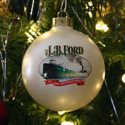 J.B. Ford limited edition Christmas ornament