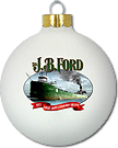 Order your limited edition J.B. Ford Christmas ornament today!